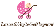 easiest way to get pregnant logo